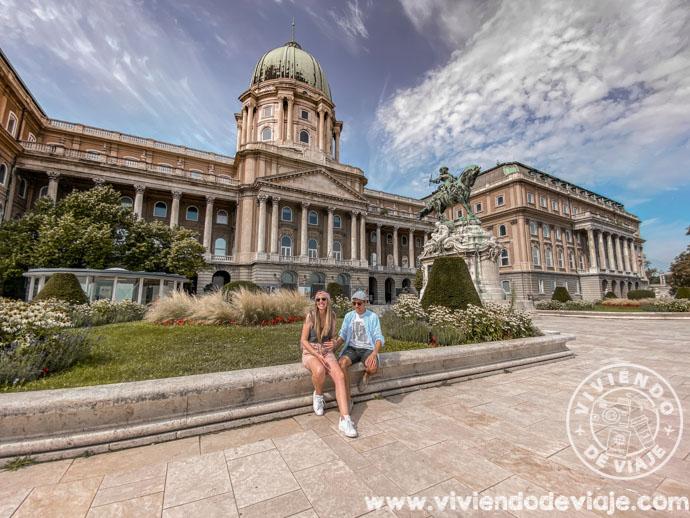 Castillo de Buda | Budapest en 2 días