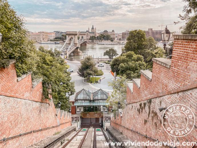 Funicular del Castillo de Buda