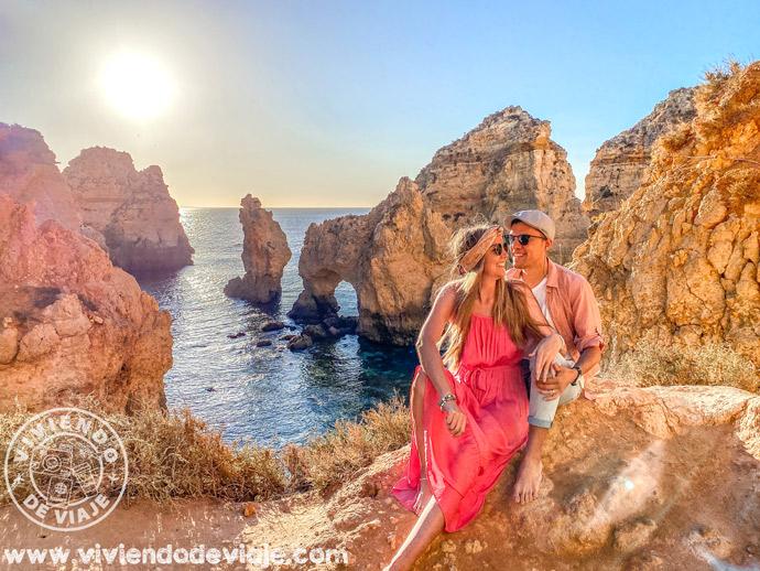 Ponta da Piedade | Lugar imprescindible que ver en el Algarve