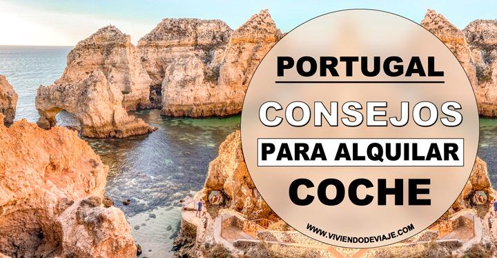 Alquilar coche en Portugal