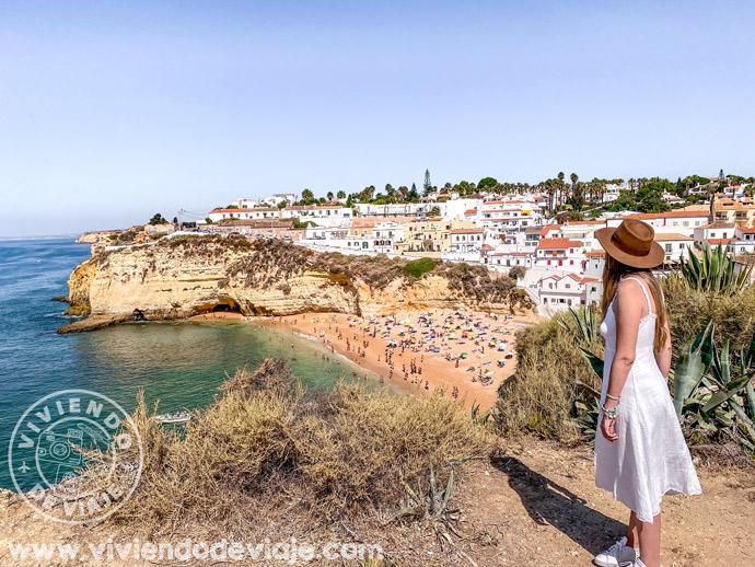 Visitar Carvoeiro | Ruta por el Algarve
