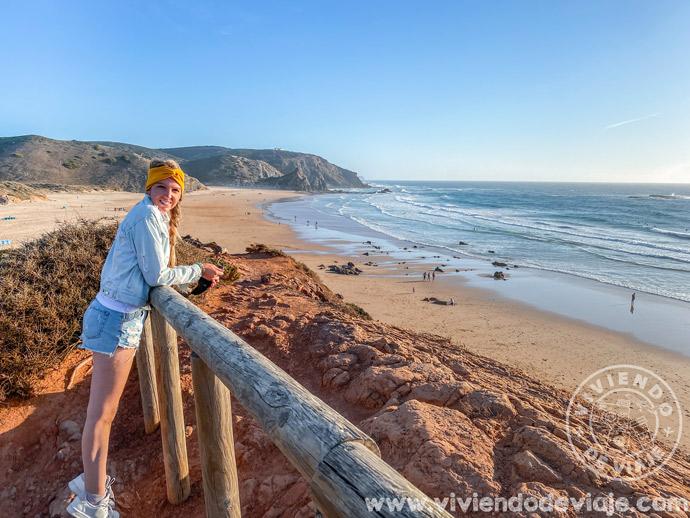 Praia do Amado, Algarve