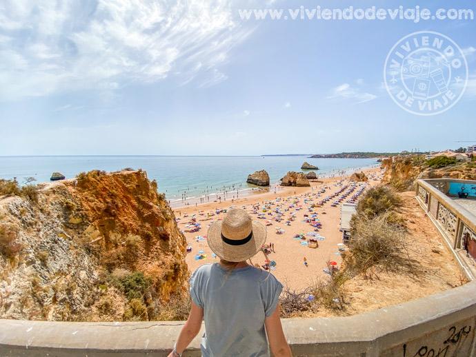 Praia da Rocha | Ruta por el Algarve