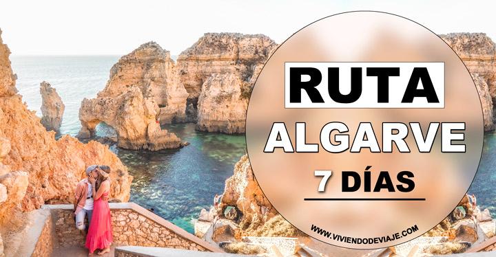 Ruta por el Algarve