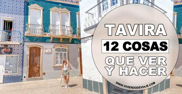 Que ver y hacer en Tavira