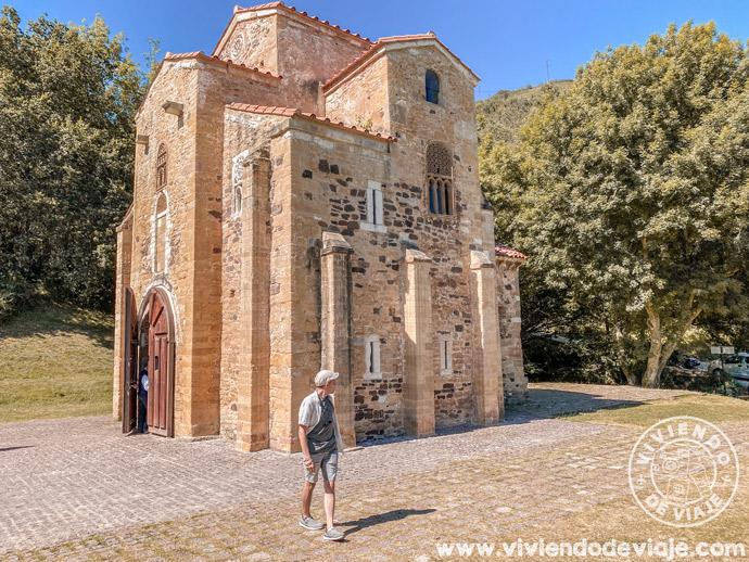 Arquitectura prerrománica en Oviedo