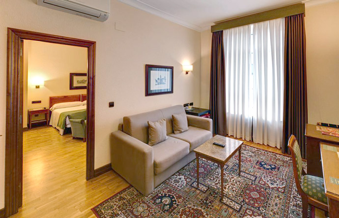 Alojamiento en Gijón | Hotel Hernán Cortés