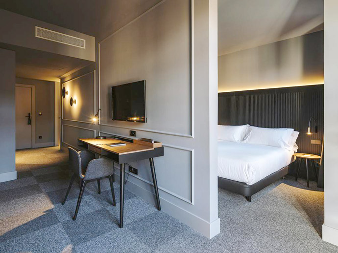 Alojamiento en Gijón | El Môderne Hotel