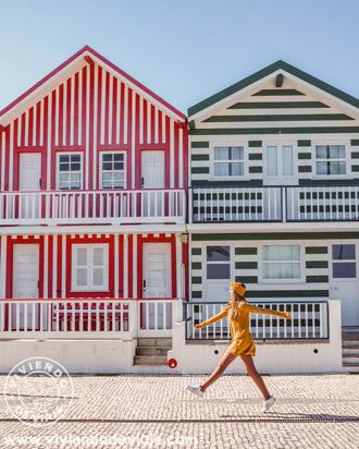 Lugares que ver en Aveiro, Costa Nova
