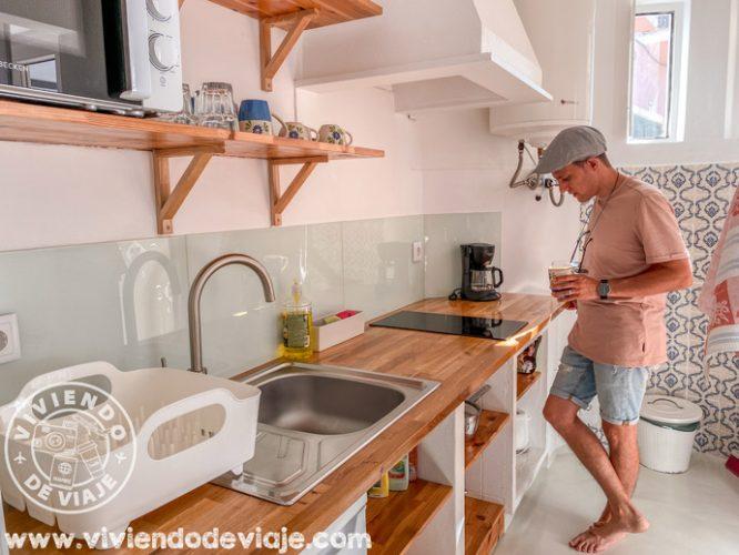 Nuestro apartamento de Airbnb en Lagos (Portugal) |
