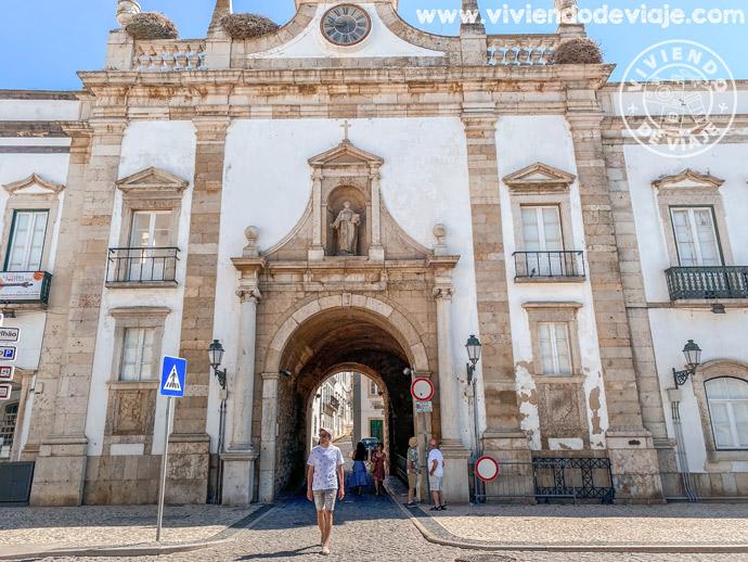 Arco da Vila   Lugares que ver en Faro