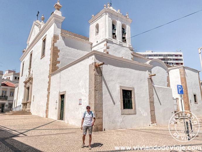 Igreja de São Pedro, Faro