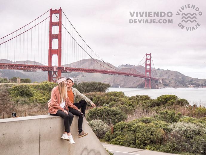 Battery East | Mirador del Golden Gate