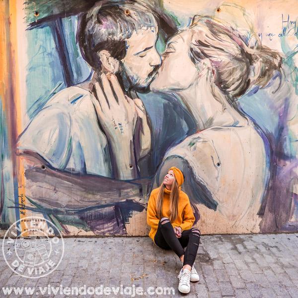 Tour del grafiti en Valencia