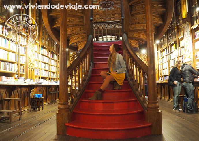 Librería Lello en Oporto | Free tour de Harry Potter