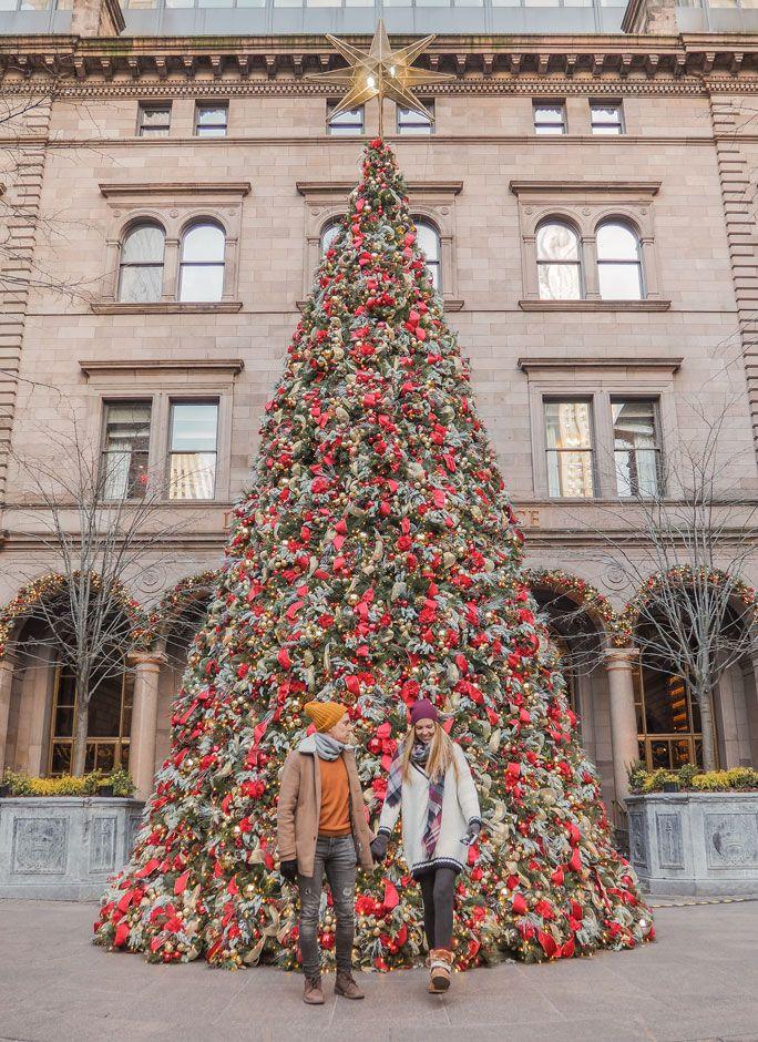 Navidad en Nueva York 2021/2022 - Guía de Viaje