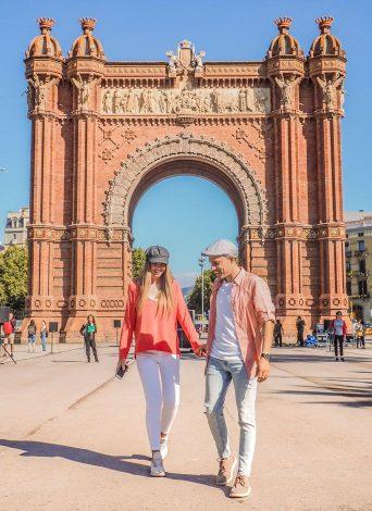 Guía de Viaje España - Barcelona - Viviendo de Viaje