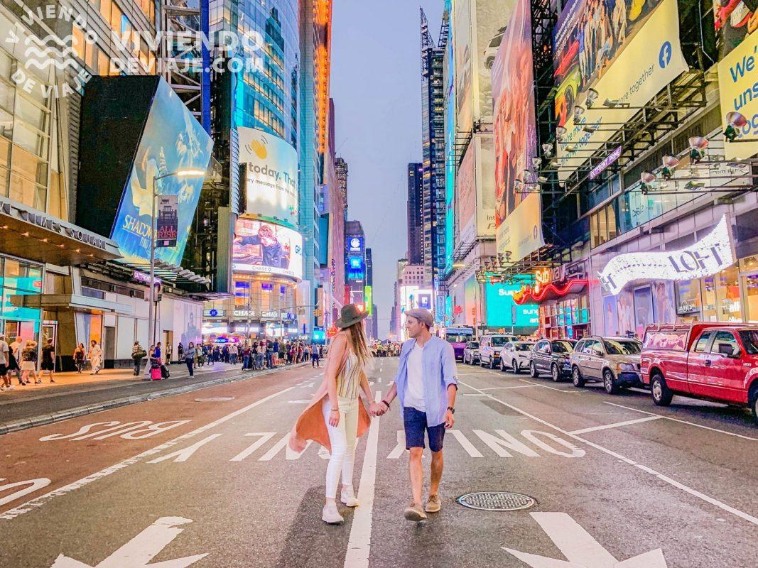 Times Square - Nueva York