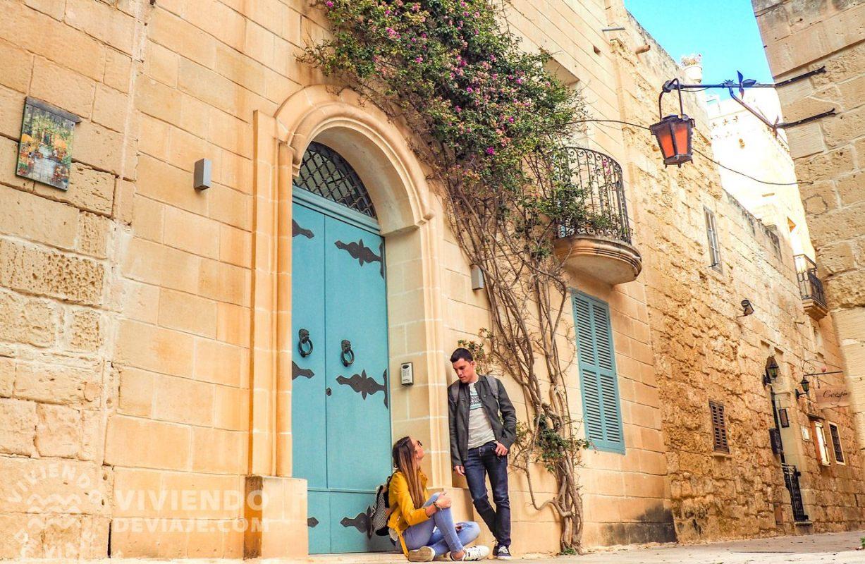 Mdina, antigua capital de Malta