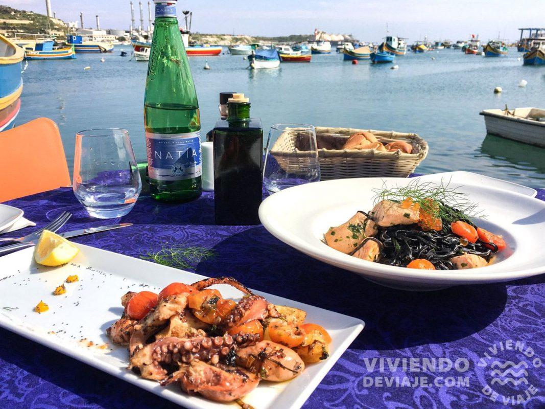 Cosas que hacer en Malta, probar la comida típica