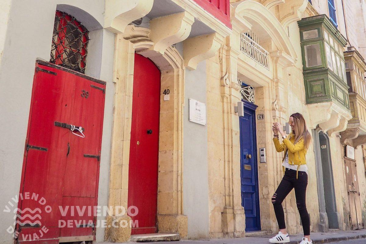 Que ver en Malta, La Valleta