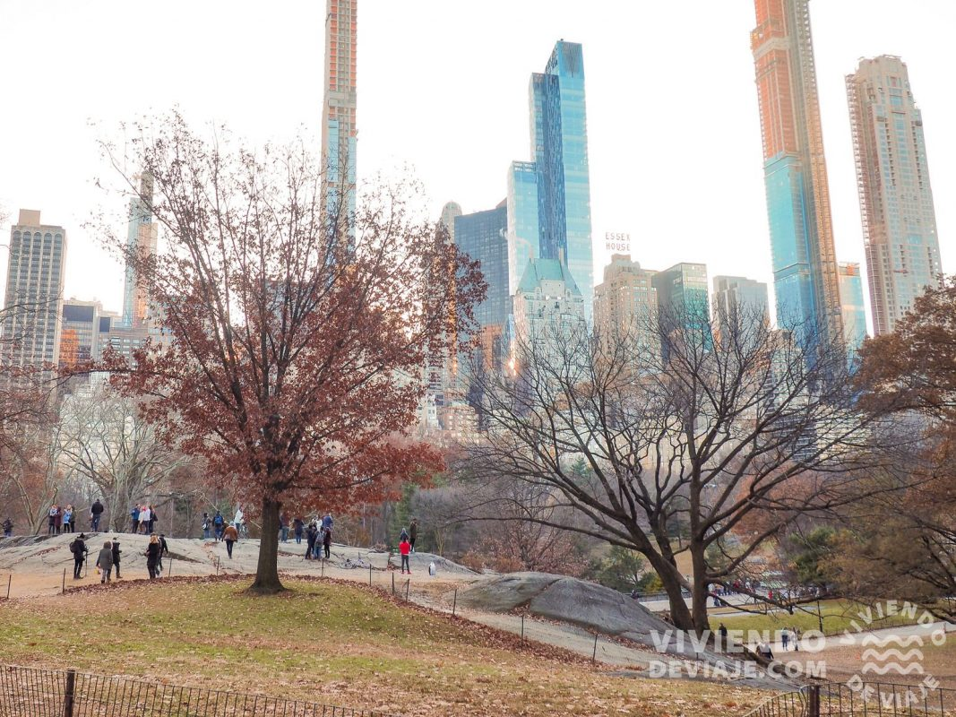 Ruta por Central Park