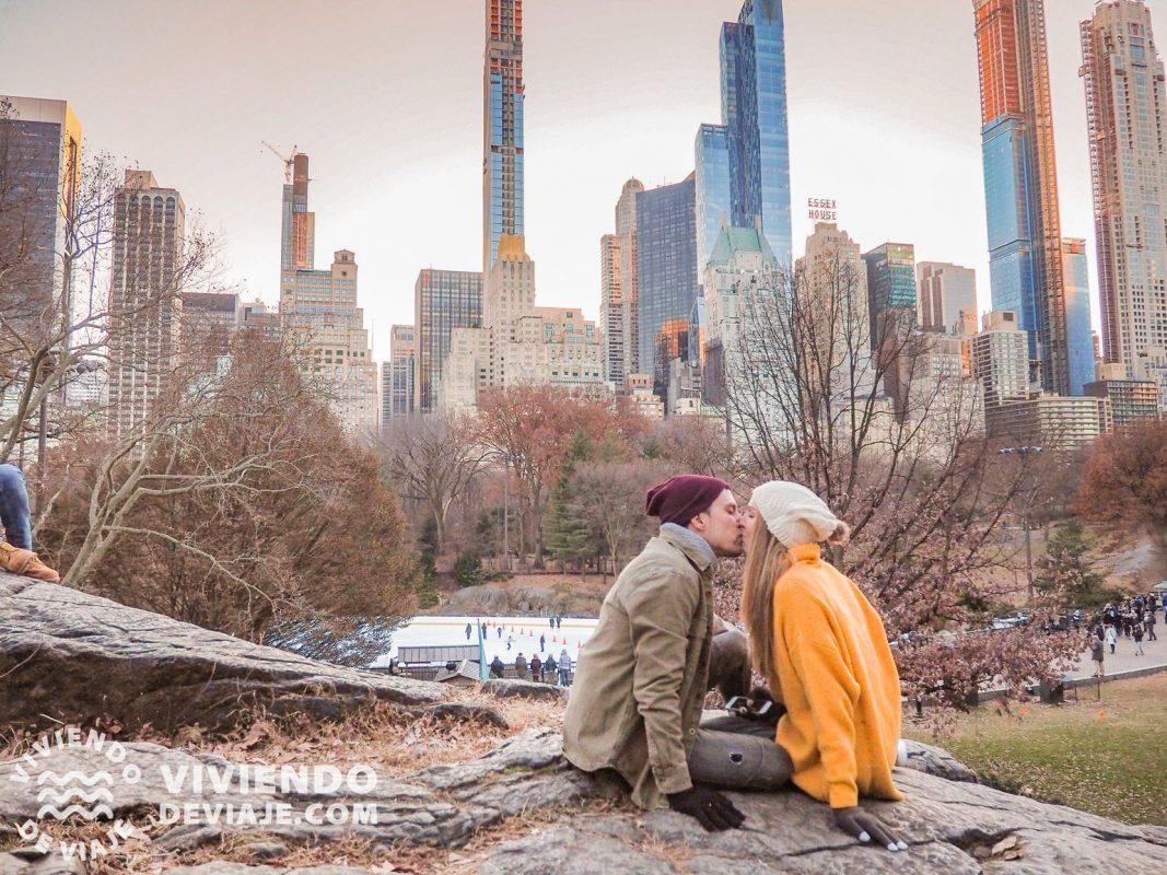 Lugares para fotografiar en Central Park