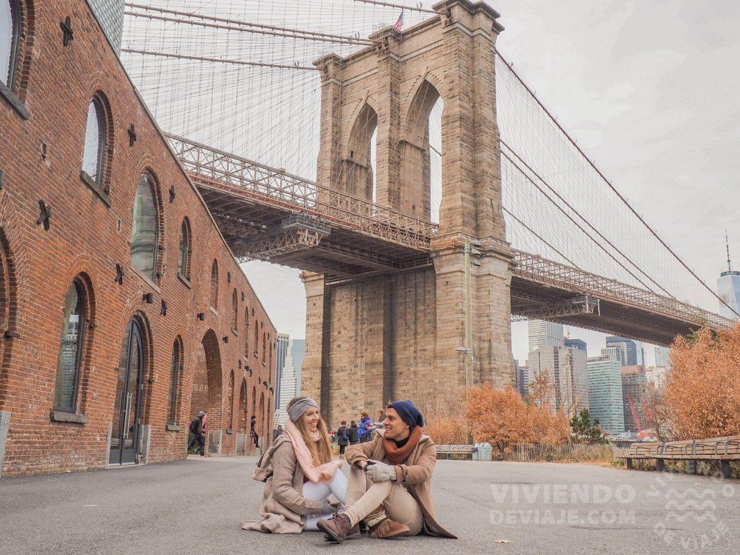 Puente de Brooklyn - Viaje a Nueva York 7 días
