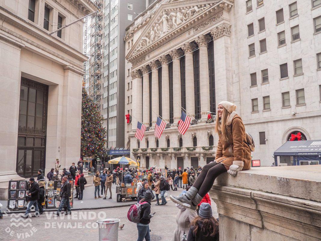 Bolsa de Nueva York - Nueva York en una semana