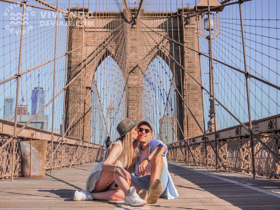 Puente de Brooklyn, Nueva York en 7 días