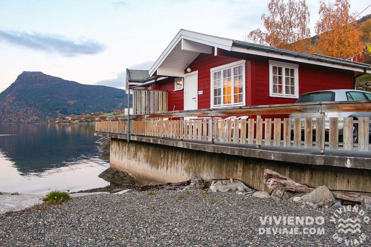 Ruta por Noruega en coche de alquiler