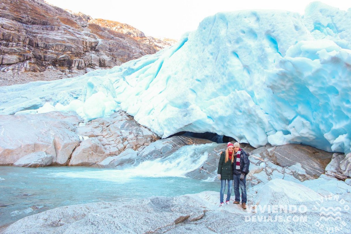 Glaciar Nigardsbreen