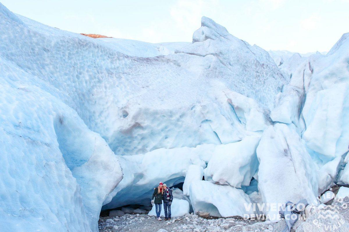 Ruta por Noruega - Glaciar Nigardsbreen