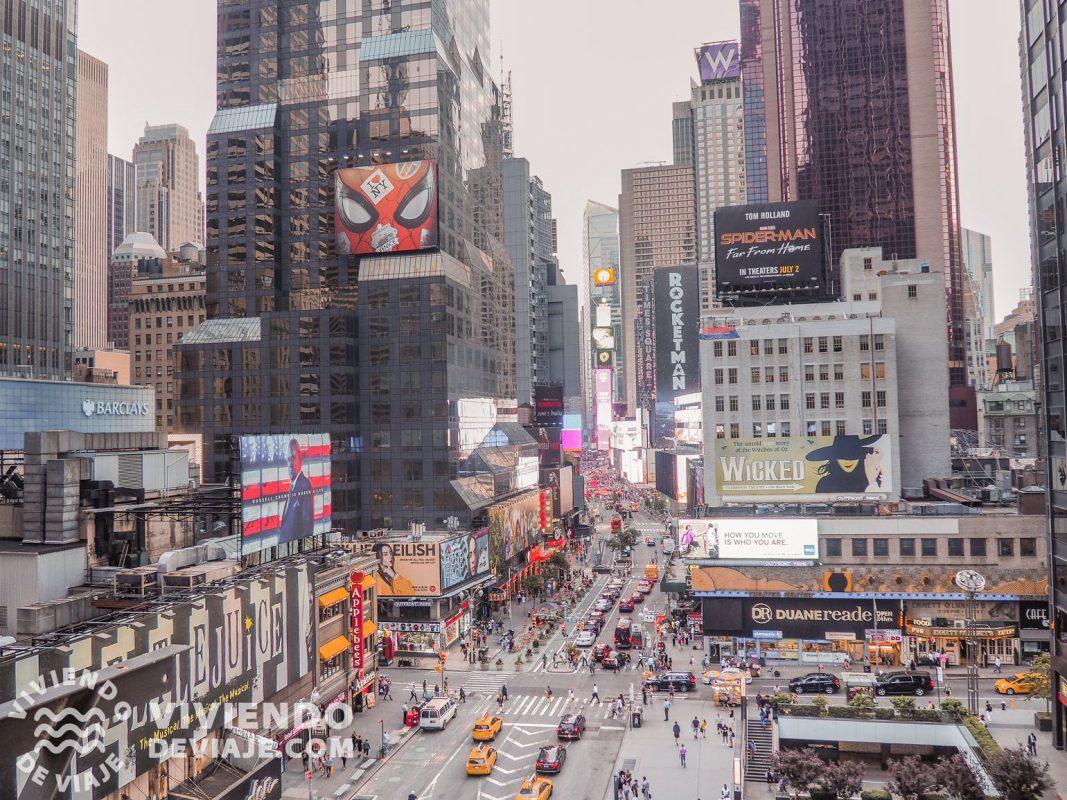 Consejo para viajar a Nueva York nº 13: Ahorra en los musicales de Broadway