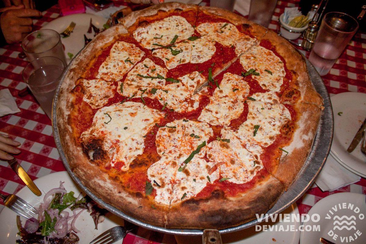 Pizzería Lombardis, la primera de EEUU