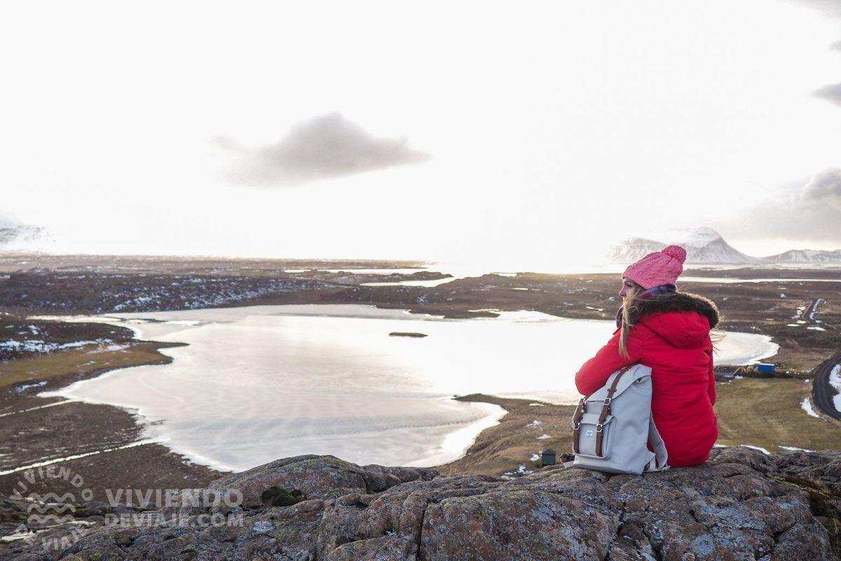 Qué hacer en Islandia   Subir al monte Helgafell