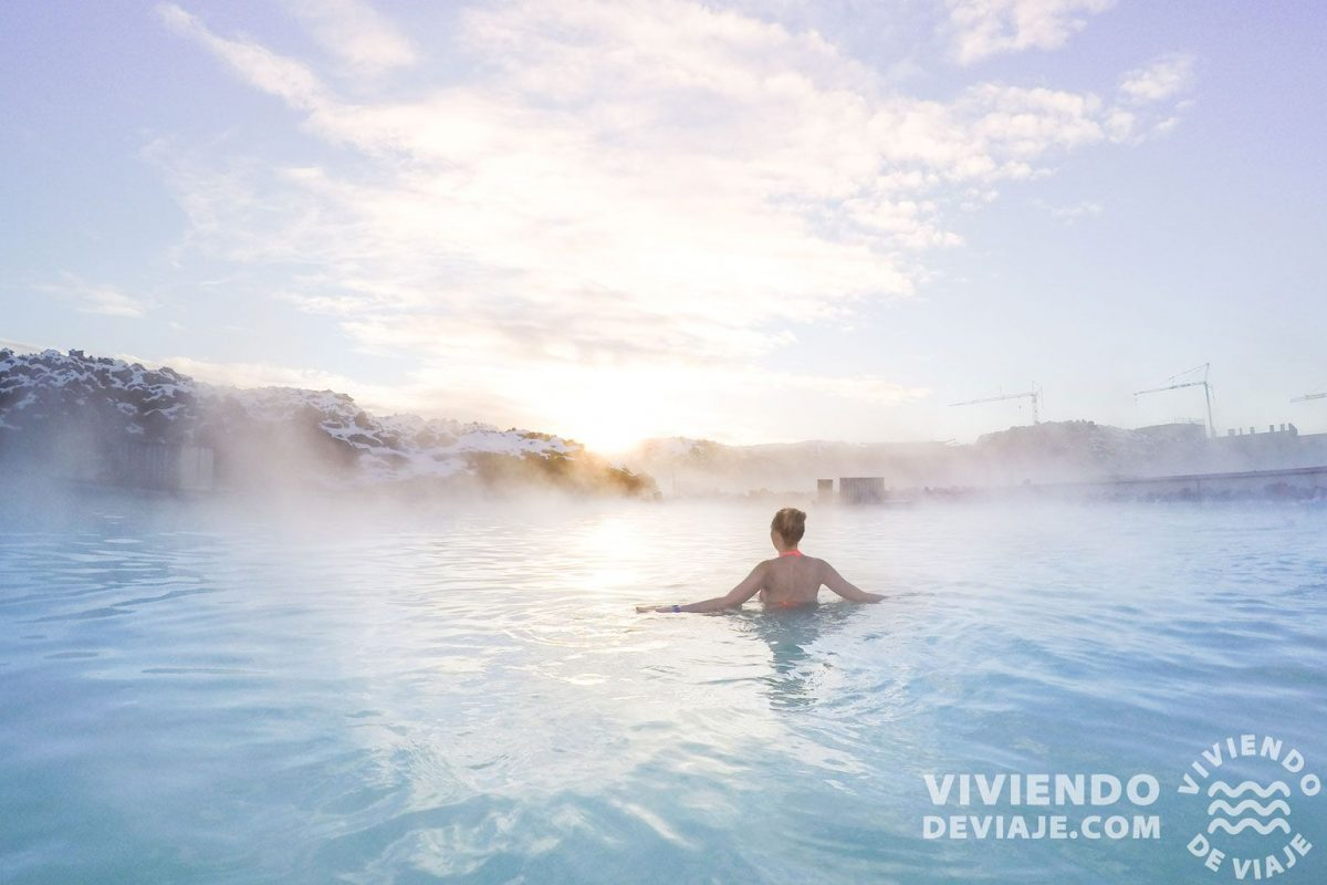 Bañarse en el Blue Lagoon, ¡una de las cosas que hacer en Islandia imprescindibles!
