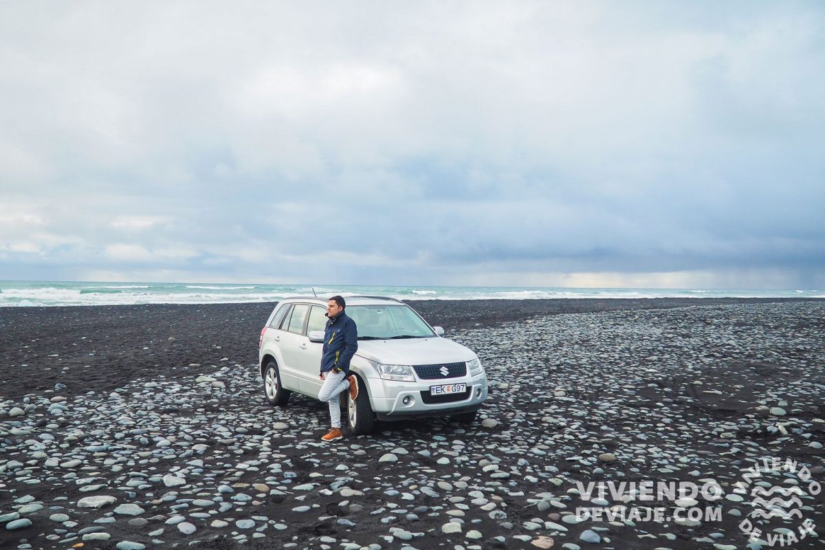 Alquiler de coche en Islandia - consejos