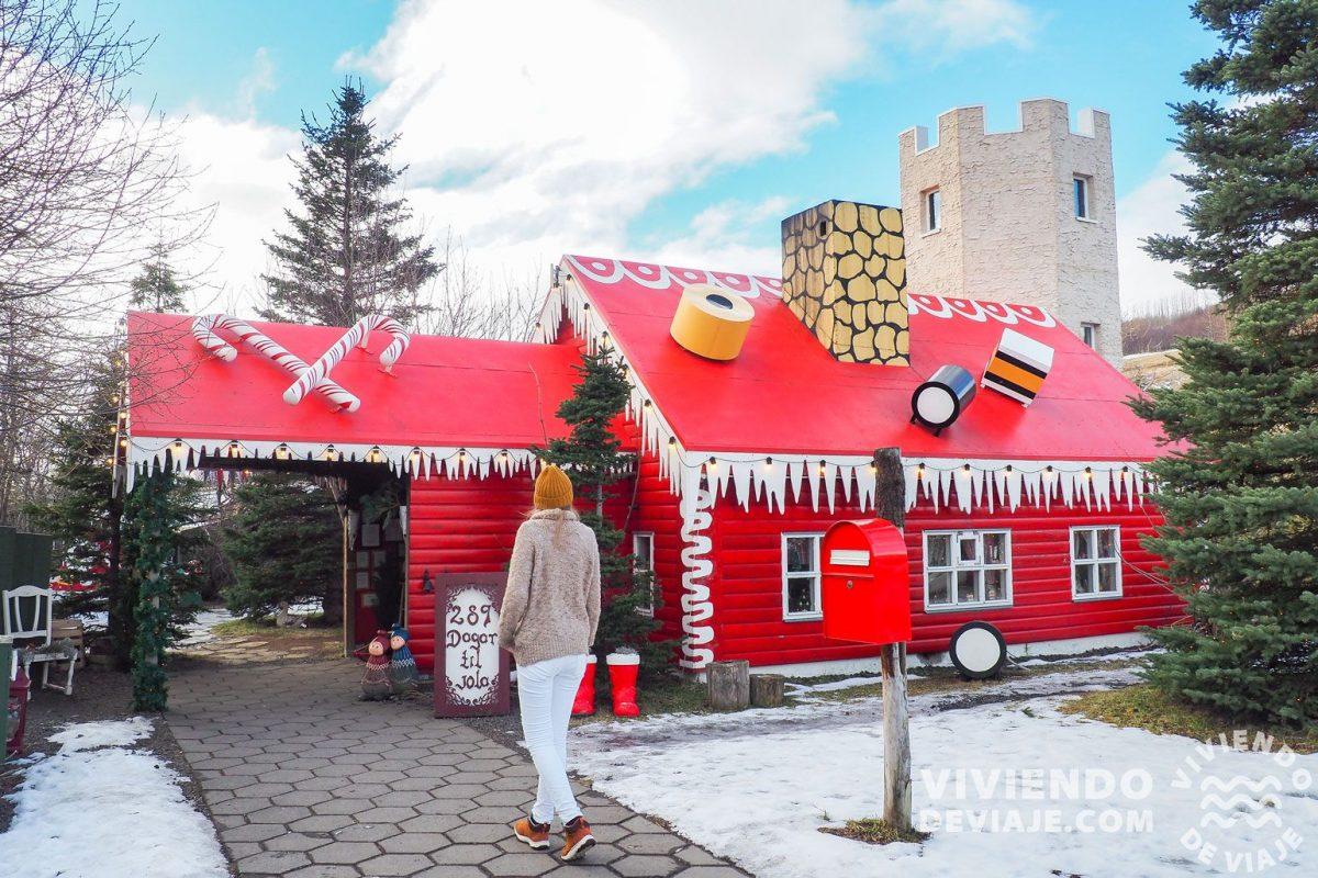 Jolagardurin, la casa donde siempre es Navidad. Islandia en 10 días