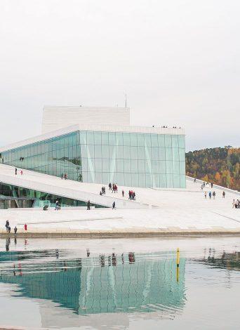 Alojamiento en Oslo