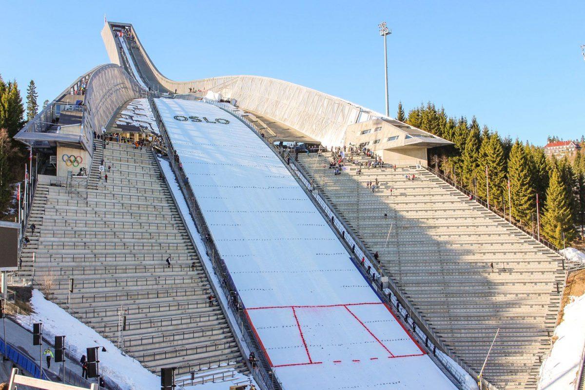 Qué ver en Oslo en dos días | Salto de esquí de Holmenkollen