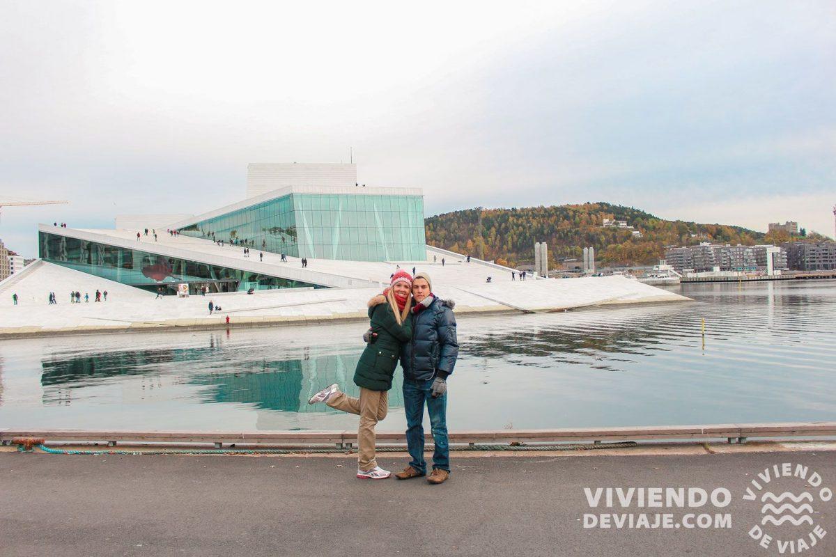 Qué ver en Oslo en dos días | Ópera de Oslo