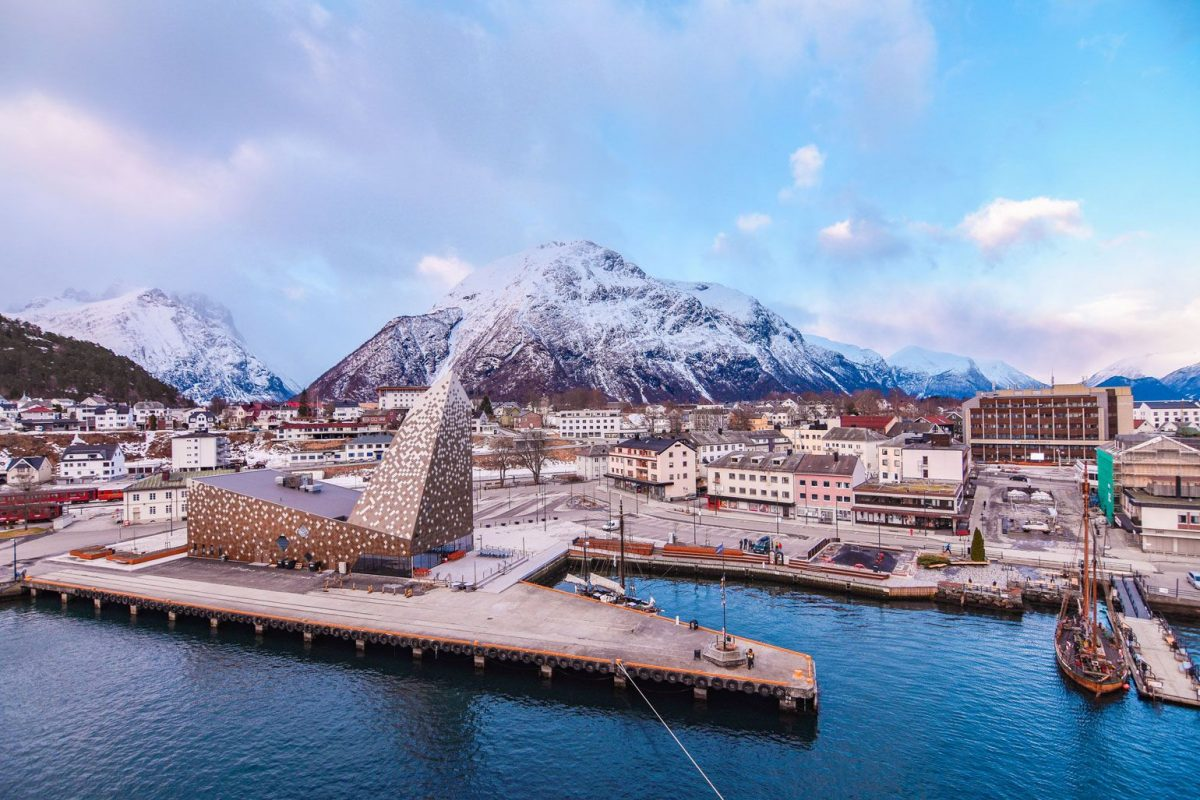 Åndalsnes | Lugares que ver en Noruega