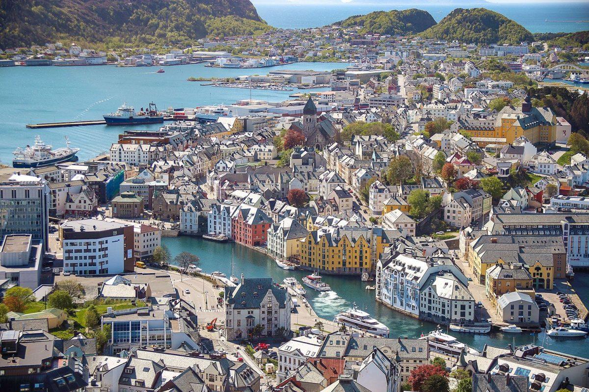 Ålesund | Ciudades que ver en Noruega