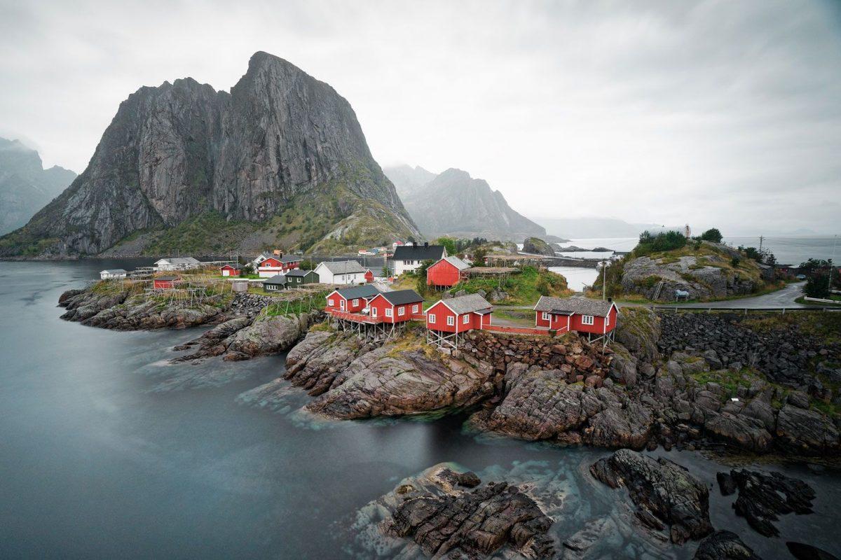 Las islas Lofoten | Lugar imprescindible que ver en Noruega