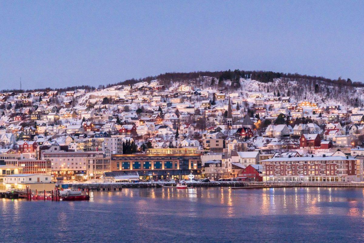 Tromso, una de las ciudades imprescindibles que ver en Noruega