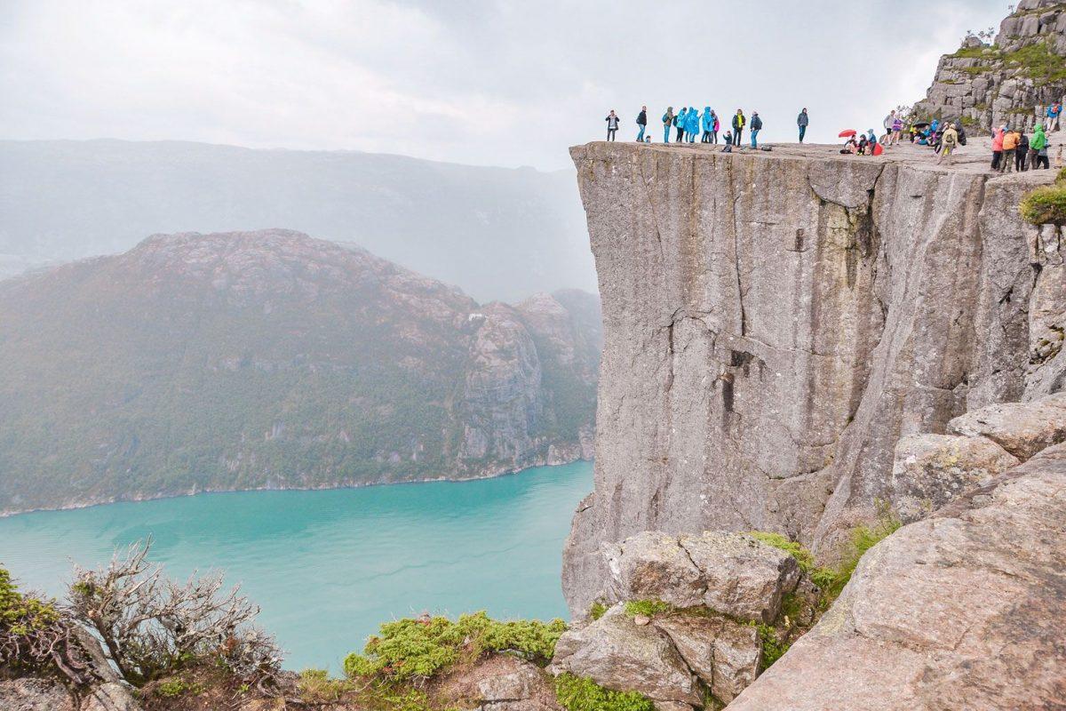 Lugares que ver en Noruega | Preikestolen