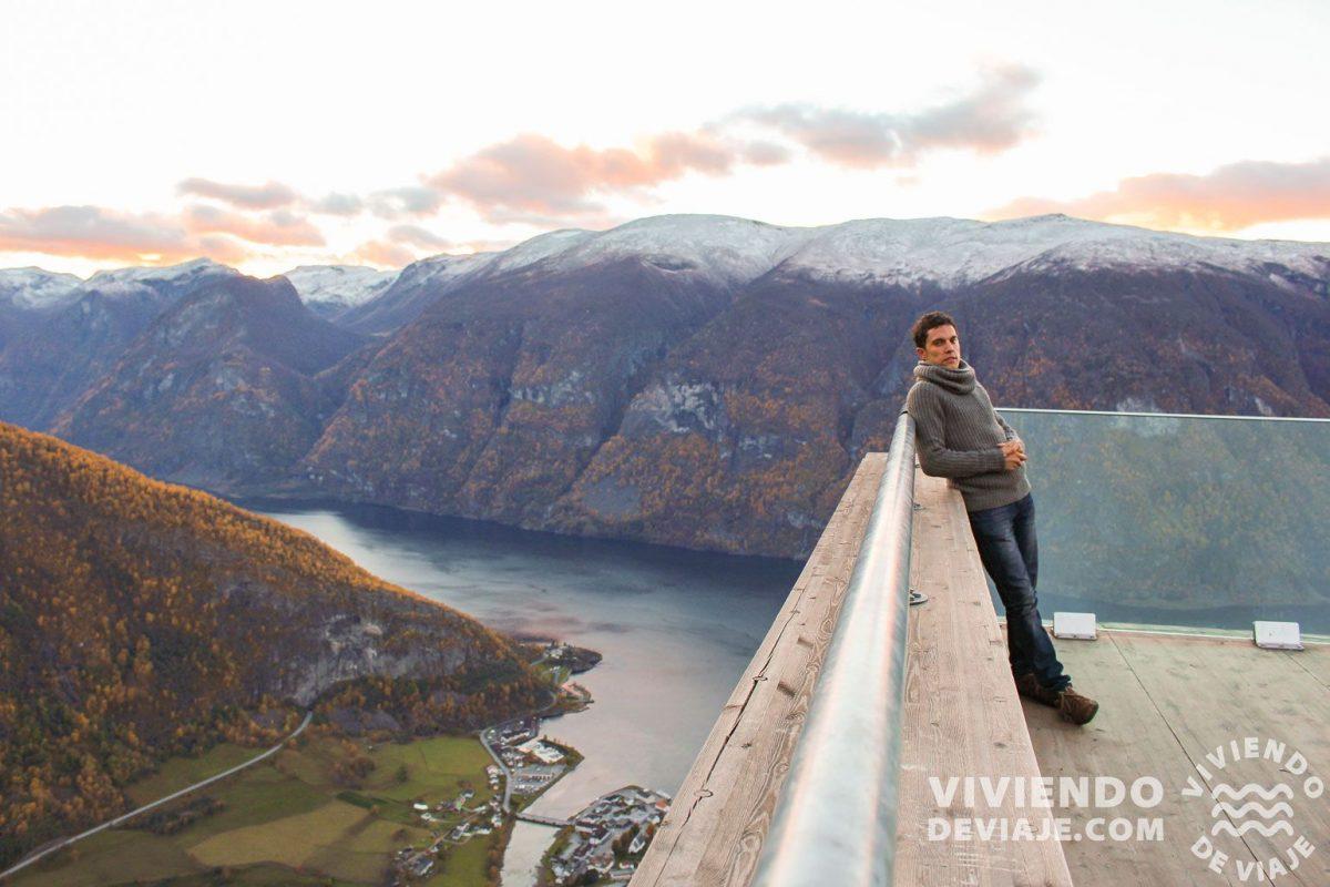 Mirador Stegastein | Lugares que ver en Noruega