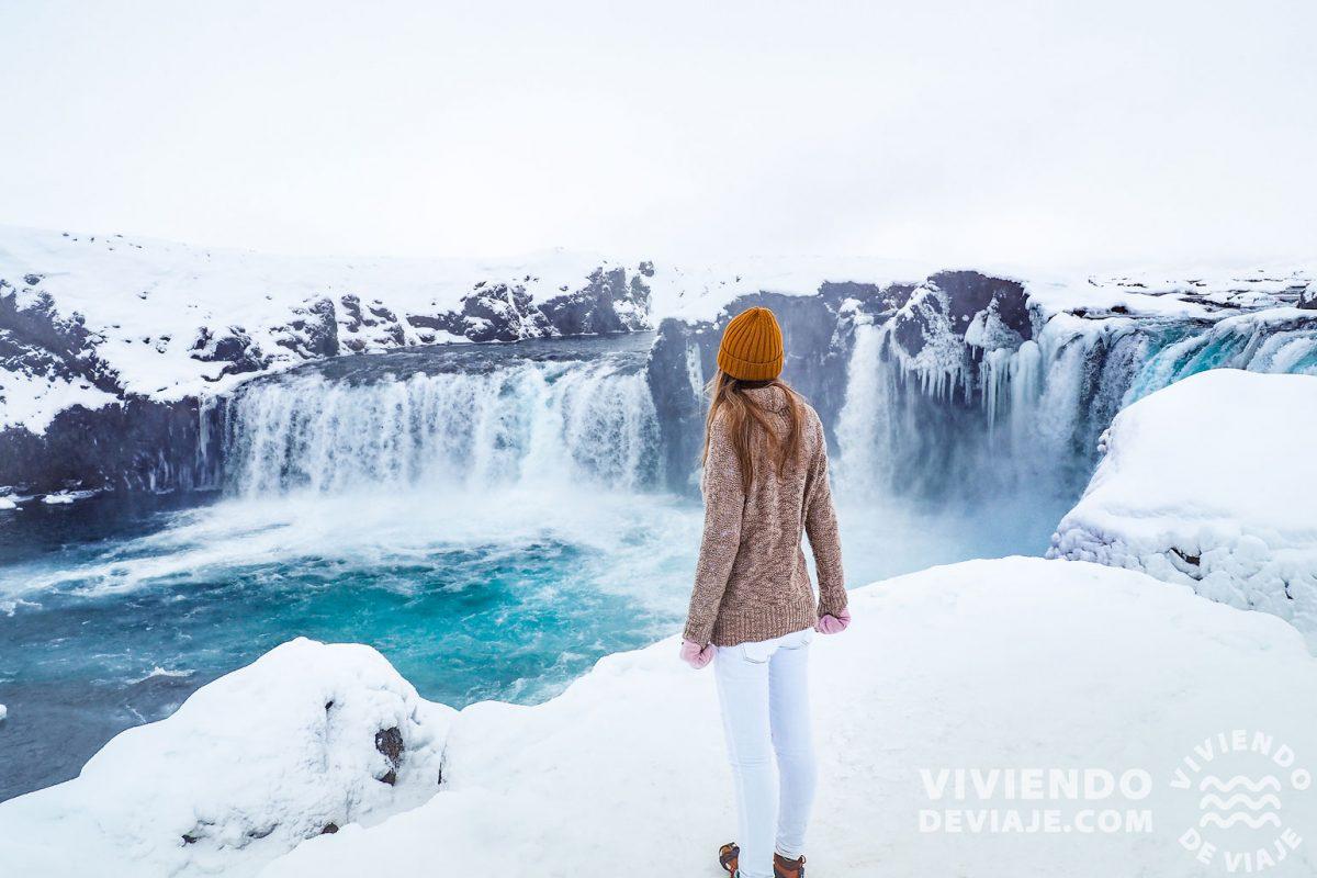 Cascadas de Islandia | Godafoss