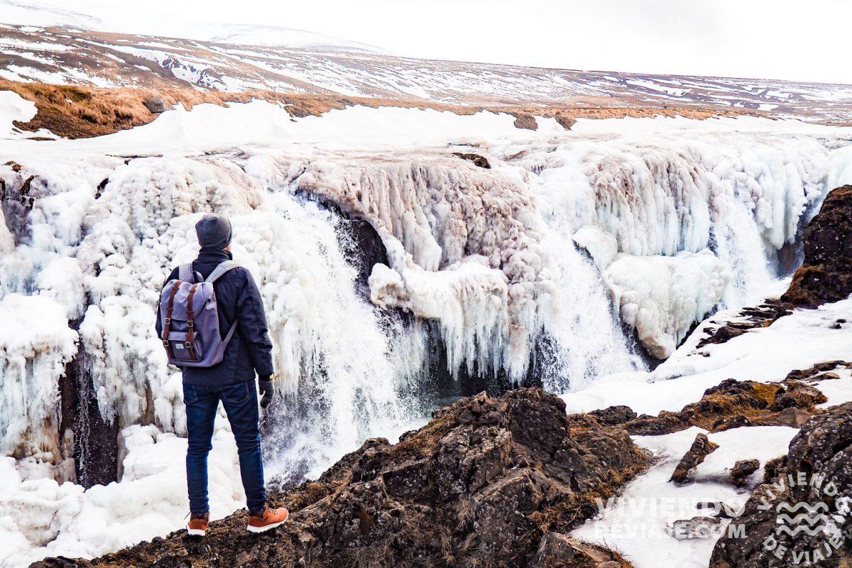 Kolugljúfur | Cascadas de Islandia